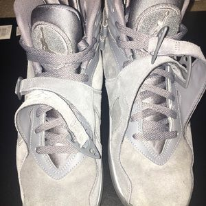 Air Jordan cool grey 8s